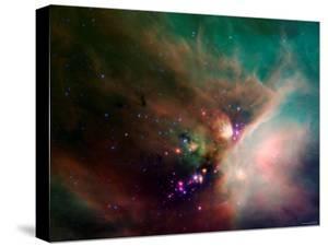 Rho Ophiuchi Nebula by Stocktrek Images
