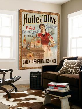 Huile d'Olive by Studio Clicart