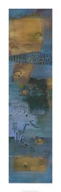 Reedy Blue I by Sue Jachimiec