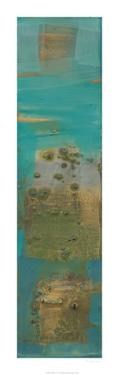 Reedy Blue V by Sue Jachimiec