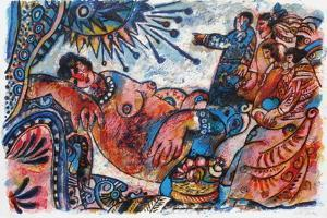 Babylone depuis la première aube by Théo Tobiasse