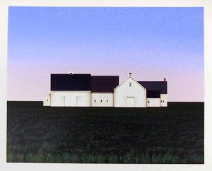 Barns 19 by Theodore Jeremenko