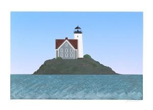 Lighthouse II by Theodore Jeremenko