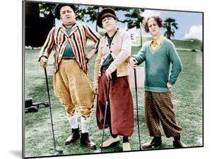 THREE LITTLE BEERS, from left: Curly Howard, Moe Howard, Larry Fine [the Three Stooges], 1935