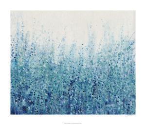 Misty Blues I by Tim O'toole