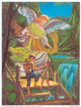 Guardian Angel by Tobey