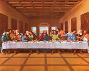 Last Supper by Tobey