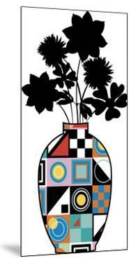 Florals - Modernistic Montage by Tom Frazier