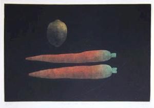 Carrots and Lemon by Tomoe Yokoi