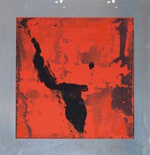 Désert rouge by Tony Soulie