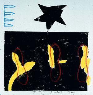 Etoile noire by Tony Soulie