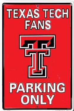 TX Tech  Lg. Parking
