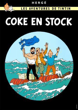 Coke en Stock, c.1958