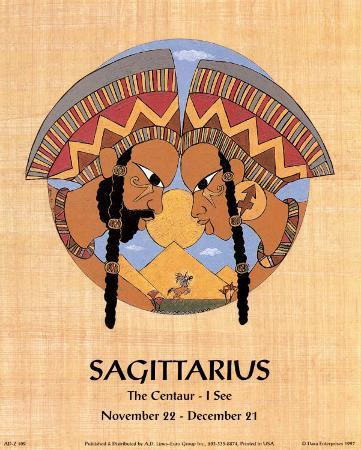 Sagitarius (Nov 22-Dec 21)