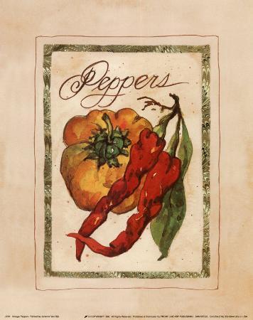 Vintage Peppers