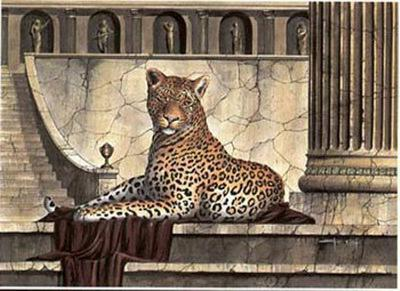 Temple Leopards II