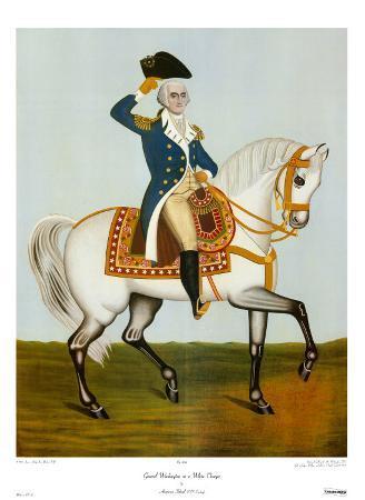 Gen'l Washington on a White Charger