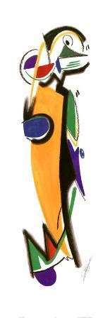 Yellow Penguin