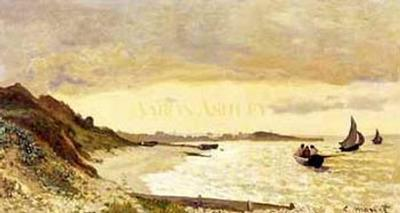 View of the Coast at le Havre