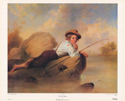 Lazy Fisherman