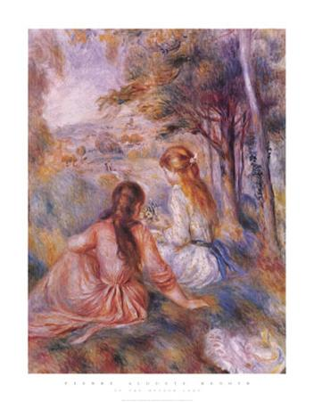 Two Girls in the Meadow
