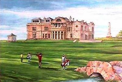 Saint Andrews Old Course
