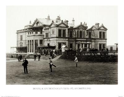 Royal & Ancient Golfclub, St. Andrews, 1905