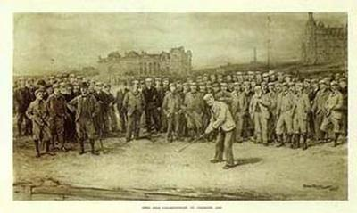 Open Championship, St. Andrews, 1895
