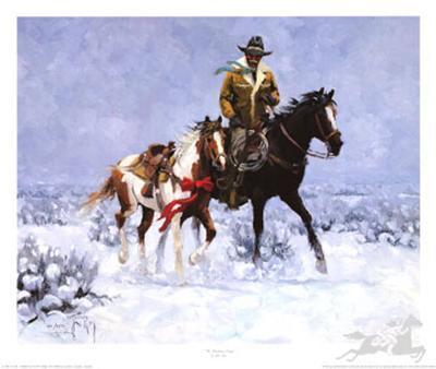 Christmas Pony (LE)