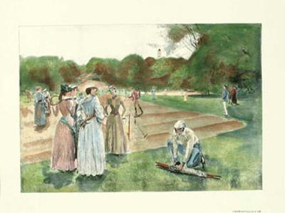 Lawn Tennis, 1889