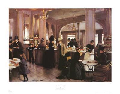 Paris Patisserie, 1889