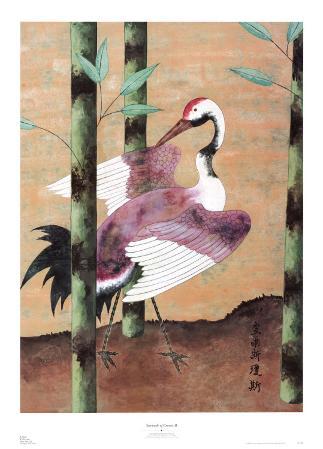 Serenade of Cranes II