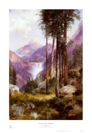 Yosemite Valley Vernal Falls