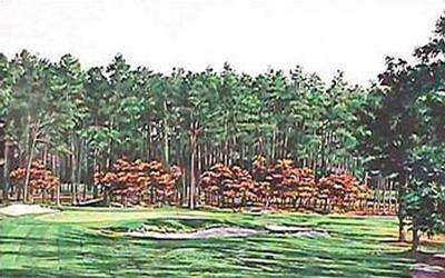 Pinehurst, 2nd Course, 17th Hole