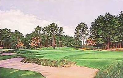 Pinehurst, 2nd Course, 5th Hole