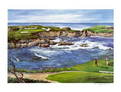 16th Hole Cypress Point