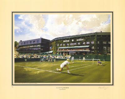 Wimbledon, 5th Hole