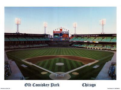 Old Comiskey Park, Chicago