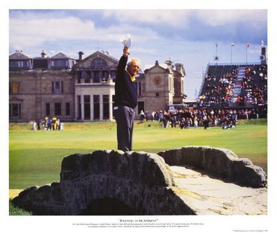 Arnold Palmer, Farewell to St. Andrews