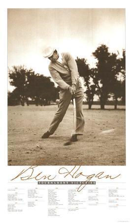 Ben Hogan, Tournament Victories