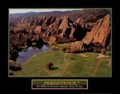 Persistence: Golf