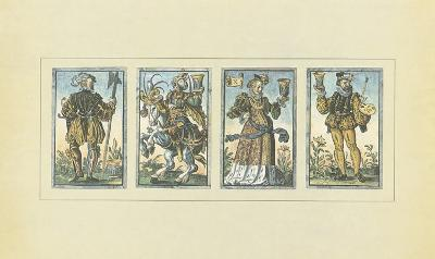 16th Century Playing Cards
