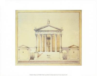 Temple at Ostia