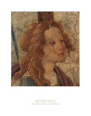 Venus and the Three Graces I (detail)
