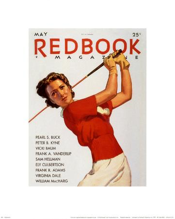 Redbook I, May 1935
