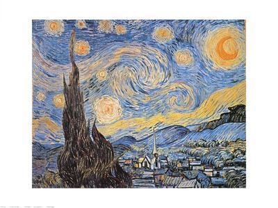 Starry Night, c.1889