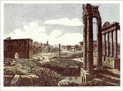 Views of Rome, Landscape