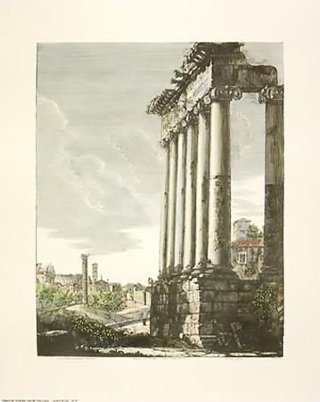 Views of Rome, Portrait
