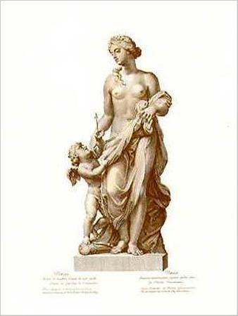 Statues from Versailles