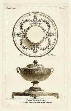 French Plates and Tureens